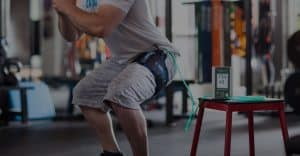 Blood flow restriction training in rehab
