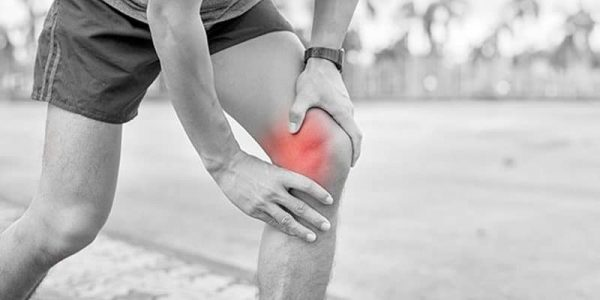 medial knee pain - MCL tear and sprain